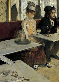 Hilaire Germain Edgard Degas: L'assenzio