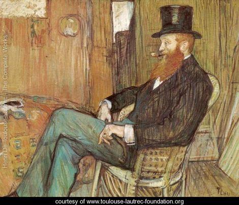 Toulouse-Lautrec : M. de Lauradour