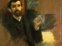 John Sargent Singer: Paul Helleu, 1880, Fogg Museum of Art, Università di Harvard, Cambridge, MA USA