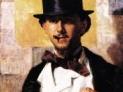 """Domenico Morelli """"Ritratto di Bernardo Celentano"""" – 1845"""
