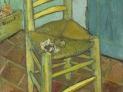 Vincent Van Gogh:    La sedia gialla