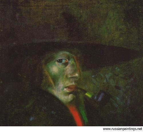 Salvador Dali: Autoritratto, 1921 Fondazione salvador dali, Figueras, Spagna
