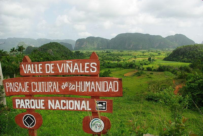 Valle de Viñales a Cuba