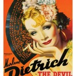 the devil is a woman, marlene dietrich