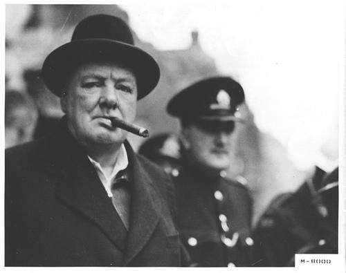 Picture Winston Churchill Quo: Città Del Tabacco