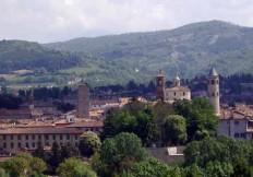 Veduta di Città di castello