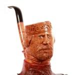 La pipa con il volto di Garibaldi