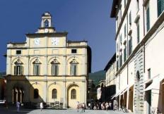 Palazzo del Podestà a Città di Castello