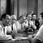 """12 Angry Men"" directed by Sidney Lumet"