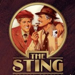 """The Sting"" directed by George Roy Hill"